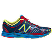 New Balance 1400, Poseidon with Blue & Red