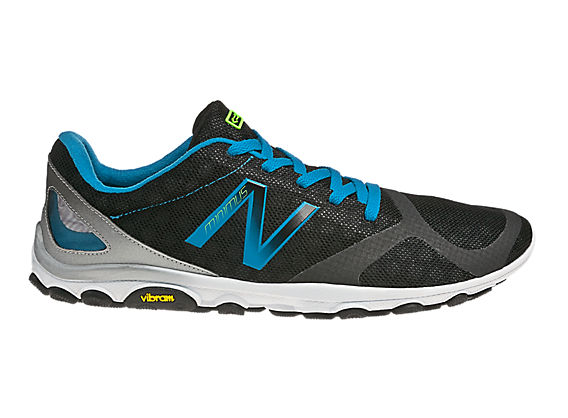 Minimus 20v2, Black with Blue