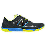 Minimus 20, Black with Blue & Yellow