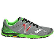 Minimus 20v2, Silver with Green & Orange