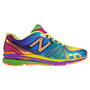Limited Edition Rainbow 890, Blue with Orange & Pink