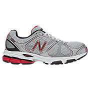 New Balance 940, Silver with Black & Red
