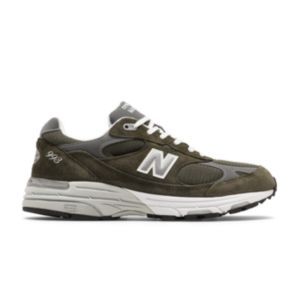 뉴발란스 남성용 993 올리브 New Balance Men's Classic 993 Running,Olive