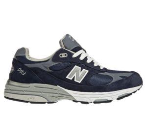뉴발란스 993 남성용 - 네이비 New Balance Mens Classic 993, 993NV