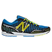 New Balance 1600, Kinetic Blue with Black & Yellow