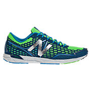 New Balance 1600, Blue with Green