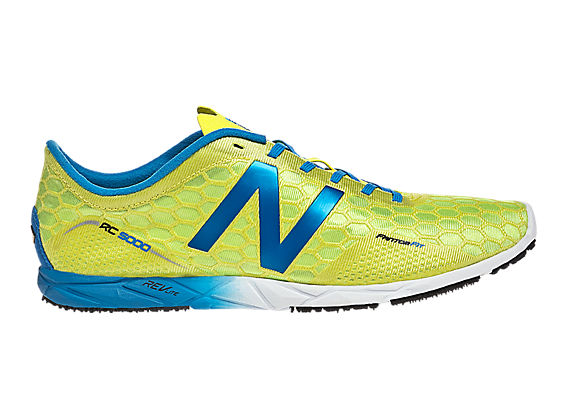 New Balance 5000, Yellow with Blue