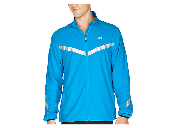 360 Jacket, Kinetic Blue