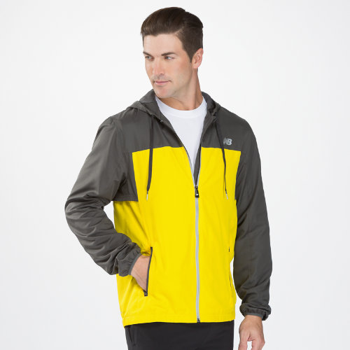 New Balance 3323 Men's Sequence Hooded Jacket
