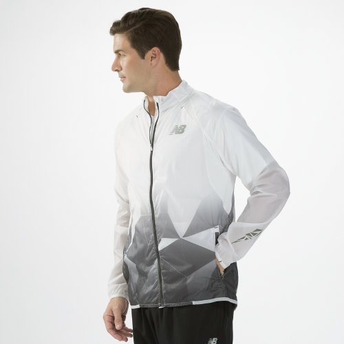 New Balance 4100 Men's Boylston Jacket | MRJ4100WT