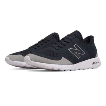 New Balance 420 Re-Engineered, Navy with Light Grey