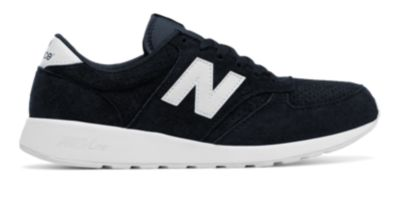 420 Re-Engineered Suede Men's Running Classics Shoes   MRL420SN