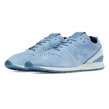 New Balance 696 Deconstructed Summer Utility, Slate Blue with Concrete