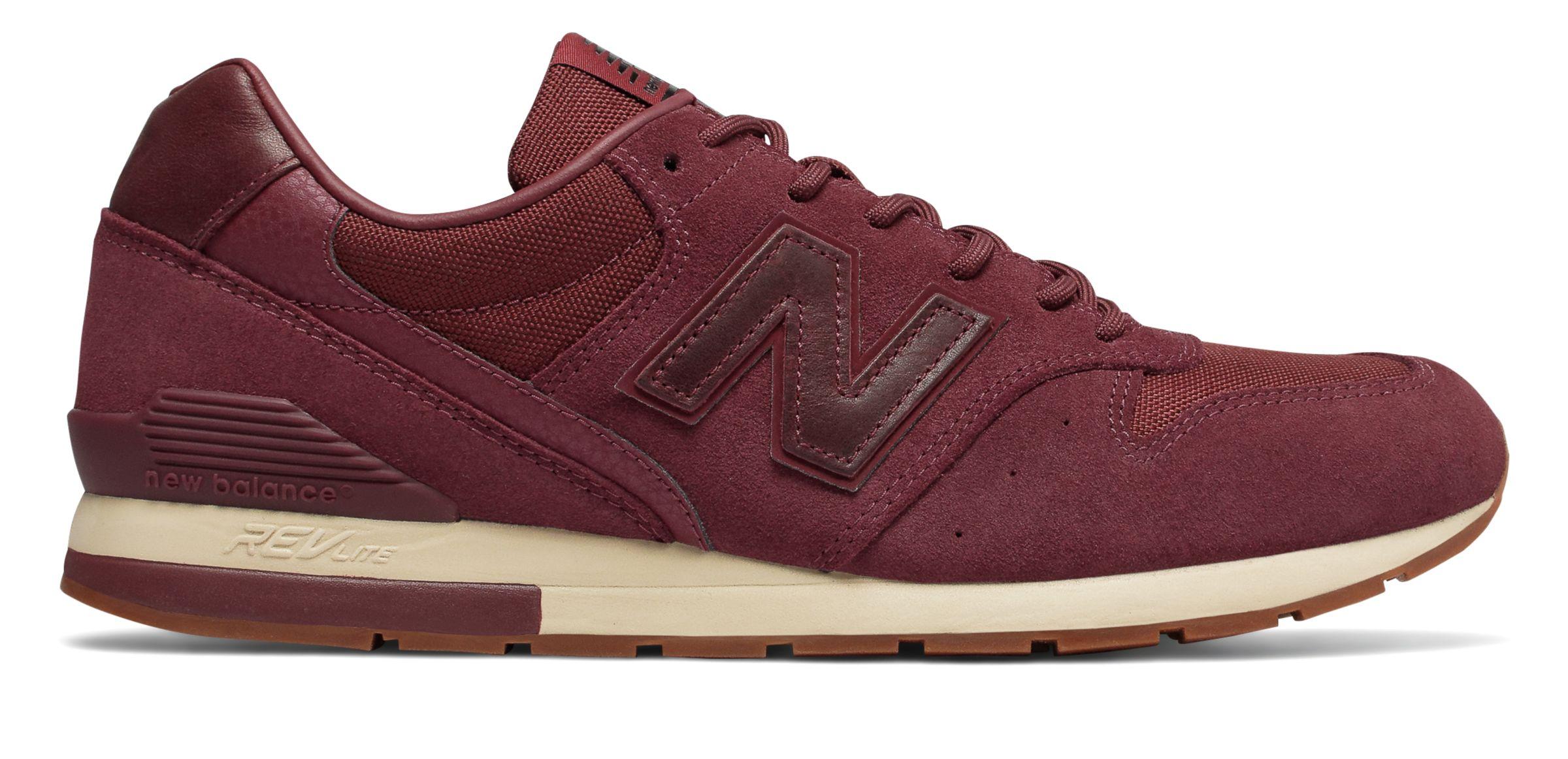 996 new balance marron