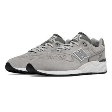 New Balance 999 Deconstructed 90s Running, Steel