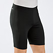 8 inch Fitted Short, Black