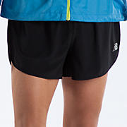 NBx Minimus Split Short, Black