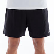 7 inch 2-in-1 short, Black