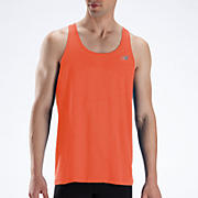 NBx Minimus Singlet, Orange Flash