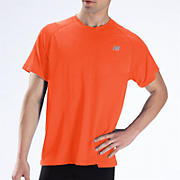 NBx Minimus Short Sleeve, Orange Flash