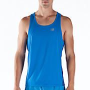 Impact Singlet, Electric Blue with Sodalite