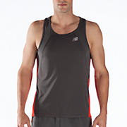 Impact Singlet, Fiery Red with Magnet