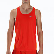 Impact Singlet, Orange Flash