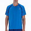 Impact Short Sleeve, Electric Blue with Sodalite