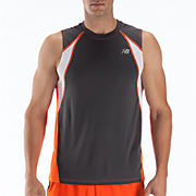 Momentum Sleeveless, Orange Flash
