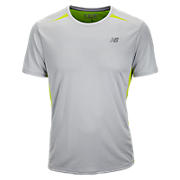 Momentum Short Sleeve, Micro Chip with Jazz Green & Lime