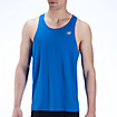 Go 2 Singlet, Electric Blue