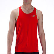 Go 2 Singlet, Fiery Red