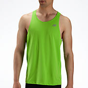 Go 2 Singlet, Jazz Green