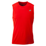 Go 2 Sleeveless, Fiery Red