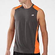 Go 2 Sleeveless, Orange Flash with Magnet