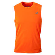 Go 2 Sleeveless, Orange Flash
