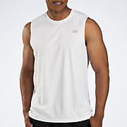 Go 2 Sleeveless, White