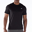 Go 2 Short Sleeve, Black