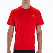Go 2 Short Sleeve, Fiery Red