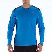 Go 2 Long Sleeve, Electric Blue with Sodalite