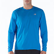Go 2 Long Sleeve, Electric Blue