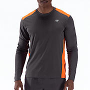 Go 2 Long Sleeve, Orange Flash with Magnet