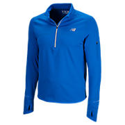 Impact Thermal 1/2 zip, Vision Blue