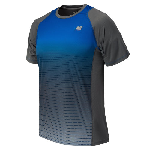New Balance 5126 Men's Accelerate Short Sleeve Graphic