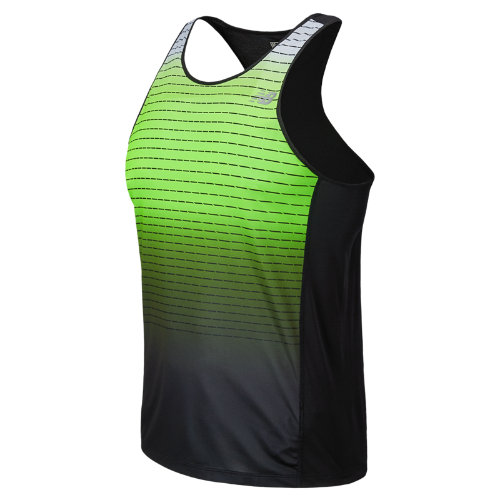 New Balance 5127 Men's Accelerate Singlet Graphic