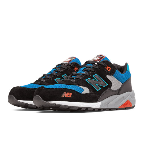 580 Elite Edition Pinball Suede Mens Running Classics Shoes MRT580BF