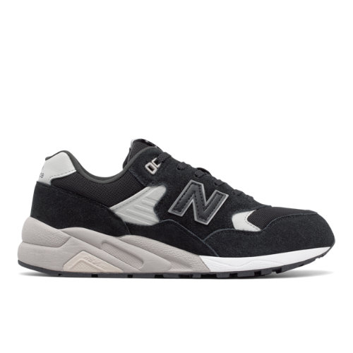New Balance : 580 Re-Engineered Suede : Men's Footwear Outlet : MRT580BN