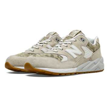 New Balance 580 Urban Noise, Tan with Cream & Almond