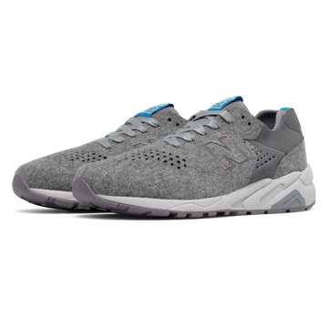 New Balance 580 Re-Engineered Wool, Grey