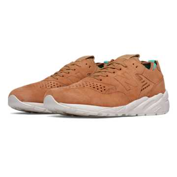 New Balance 580 Deconstructed, Tan with Reef